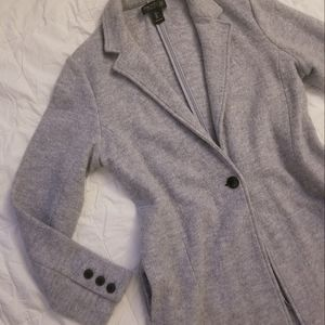 Urban Outfitters Jackets & Coats - UO, SUPER CUTE GRAY WOOL TRENCH